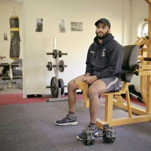 Firhaad Ahmad, Young training Imam, England, UK.
