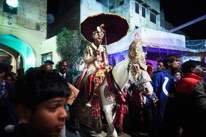 Wedding Baraat in Jaipur