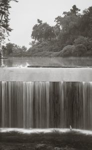 Pontoosuc Lake Dam, Pittsfield, MA  © Shaun OBoyle
