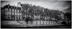Classic Seine View.