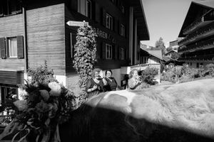 A summer spent with milk cows in the Swiss Alps