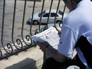 Euro Visions, 2004, Malta, Reconnaissances St Pauls © Carl De Keyzer/Magnum