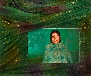 Woman in Green, 2012