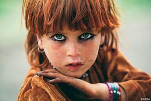 Afghanistan, Tora Bora village, 2004
