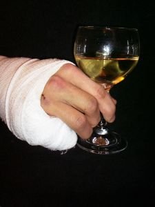 Broken Hand © Maria L. Felixmueller