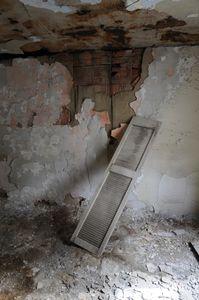 aging door