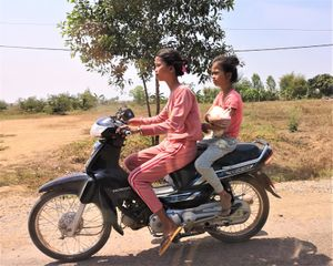 3 Cambodge On the road