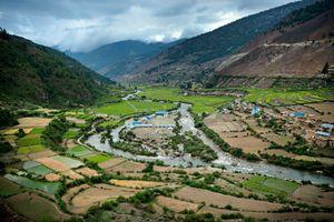 The Sinja Valley.