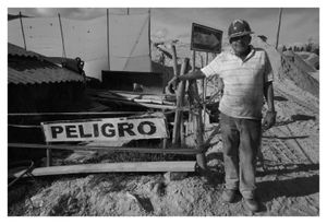 "El Arenero ""The sandman"""