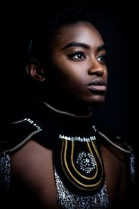 Black - The queen of all colours