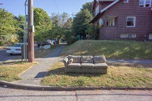 Abandoned Sofa #5
