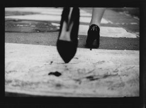 Untitled (Woman's Heels), 2017