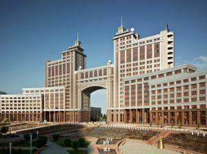 KazMunayGaz Building, Astana, 2012