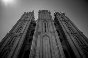 Temple Square - SLC, Utah