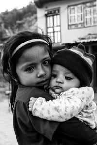 Sisters (Nepal) - Women of Asia through Life