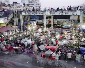 New Market, Dhanmondi, Dhaka, Bangladesh, 2011.