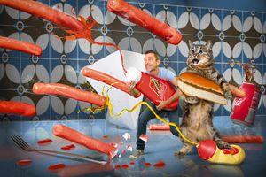 Hot dog commando