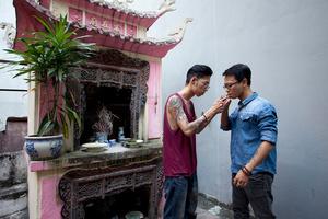 Pham Hang Quan & Tean Quoi Viet / Hanoi
