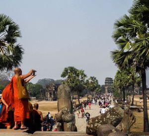Ankor Wat, Cambodia.