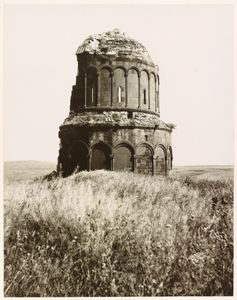 """The Church of the Redeemer, Ani. From the exhibition """"In Focus: Ara Guler's Anatolia"""" © Ara Guler, Freer Gallery and Arthur M. Sackler Gallery Archive"""