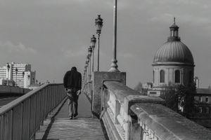 • L'homme et le pont •