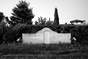 The wall #1, 2102 © Guillaume Martial