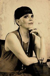 "Madam Liberta, a men's ""entertainer"""