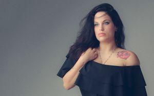 Beautiful Saskia