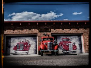 Victor´s Historic Fire Station