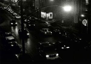 Chicago at Night, North Avenue, IL, 2000                                                                     © Kimberly Schneider