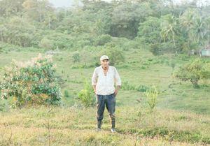 Local man, Musawas, Bosawas Biosphere Reserve, Nicaragua