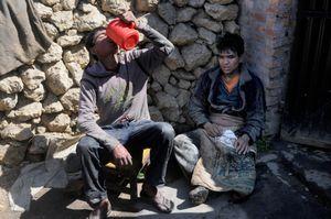 Enfants d'Hephaitos 10 - Patan - Népal