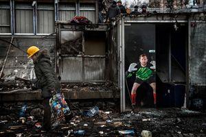 Behind Kiev's barricades_32