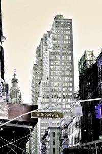 New York, Broadway