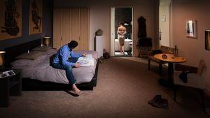 Hotel Room scene 8