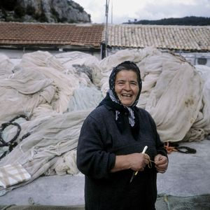 Maria Kletta, sea bream fishing,Saronikos, Greece.