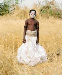 Statuette Punu, Bintou, Guinea 2011