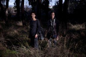 Louisa and Effie, 2010 © Andreas Tsonidis