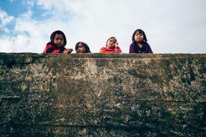 Curiosity of kids