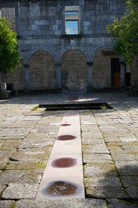 Monastery Courtyard, Amares