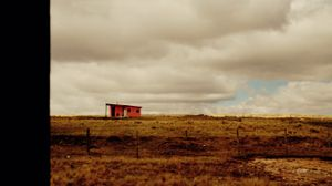The little red shelter