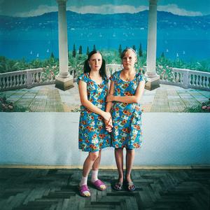 Masha and Sveta, Juvenile Prison for Girls, Ukraine 2009