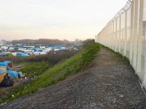 Calais, December 2015 ©Henk Wildschut