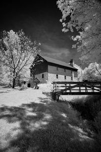 The Burwell Morgan Mill