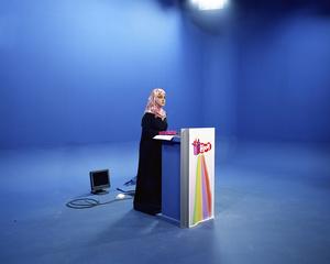 Sharjah TV Channel. Sharjah, UAE.