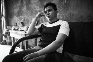 Luis Membreno is 22 years old. As a homosexual, he is discriminated against severely in Honduras.