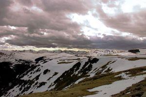 Rocky Mountain Skies