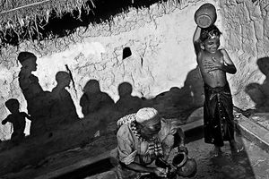 Stateless Rohingya Refugees of Burma © Saiful Huq/Polaris. Honorary Mention, Anthropographia Awards 2011. Since early 2009, Saiful Huq has photographed the Rohingya people of Burma, among the most voiceless and under-reported refugee communities in the world.