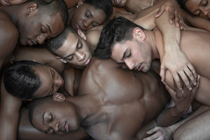 Alvin Ailey American Dance Theater II (Close-up), 2015