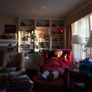 Grandma Alone